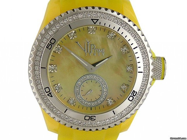 V.I.P. Time . Time Italy Diamond 43mm