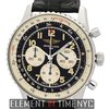 Breitling Navitimer 92 Chronograph Stainless Steel 38mm A30022