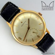 Zenith STELLINA VINTAGE 34MM YELLOW GOLD MANUALE