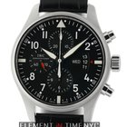 IWC Pilot Collection Pilot Chronograph Stainless Steel 43mm...