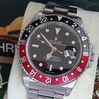ロレックス (Rolex) GMT REF 16760 ++FAT LADY++ ROLEX REVISION ++ MEGA