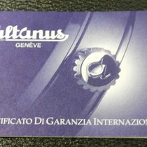 "Altanus vintage warranty booklet papers ""blue crown"""