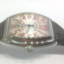 Franck Muller Conquistador BENFICA limited edition stainless...