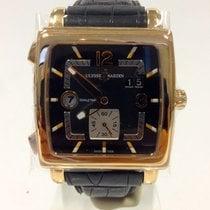 Ulysse Nardin Quadrato Dual Time Gold