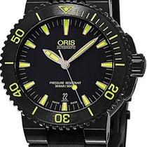 Oris Aquis Men's Aquis Swiss Automatic Watch 733.7653.4722.RS