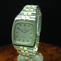 Omega Constellation 14kt 585 Gold / Edelstahl Automatic...