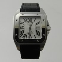 Cartier SANTOS 100 STEEL LARGE SiZE
