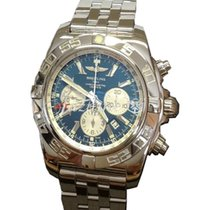 Breitling AB041012|C834|383A CHRONOMAT GMT 47MM STAINLESS...