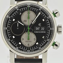 Chronoswiss Pacific Green Automatik Chronograph