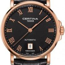 Certina DS Caimano C017.407.36.053.00 Herren Automatikuhr...