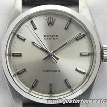 Rolex Vintage Precision 6426 quadrante argento