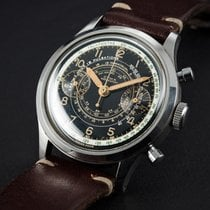 "Cyma LARGE SIZE WATERSPORT ""CLAMSHELL"" CHRONOGRAPH"