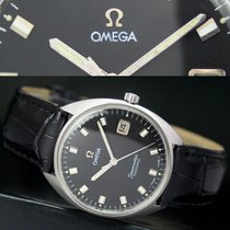 Omega Seamaster Cosmic Winding Quick Date Steel Mens Watch