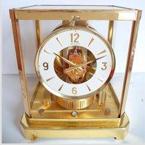 Jaeger-LeCoultre ATMOS VIII 528-8 JLC perpetual clock runs,...