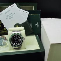 勞力士 (Rolex) SUBMARINER 16610LV Green Bezel Full Set