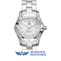 TAG Heuer AQUARACER DONNA - Quarzo 10 Diamanti Ref. WAF1415.BA...