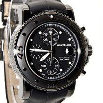 Montblanc Chronograph Sport's – Men's wristwatch
