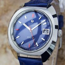 Certina DS2 Swiss Made Mens Automatic cal 25-651 Stainless...
