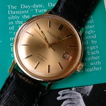 IWC De Luxe Ref. 807A Automatik in 18k Gelbgold