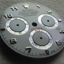 Rolex DAYTONA Zifferblatt # Weissgold # 116520++116509++116519