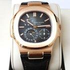 Patek Philippe 5712R 18K Rose Gold Nautilus [NEW]