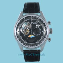 Zenith El Primero CHRONOMASTER GRANDE DATE 45mm -NEU-