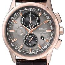 Citizen Elegant Eco Drive Funk Herrenchronograph AT8113-12H