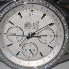 TAG Heuer Link Professional Automatic Chronograph Diamonds