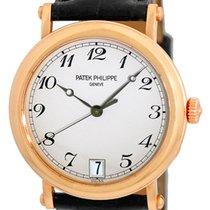 """Patek Philippe Gent's 18K Rose Gold  Ref # 5053-R """"Off..."""