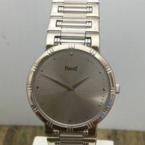 Piaget Ladies 18K White Gold Dancer Watch