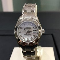 Rolex LADIES PEARLMASTER WHITE GOLD & DIAMOND