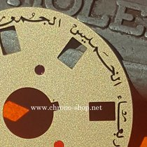 Rolex DAY DATE PRESIDENT DISC INDICATOR ARAB  OMAN UAE GOLD COLOR