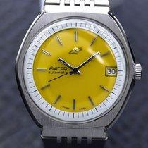 Enicar Date Automatic Men's C1970s Watch Rx909