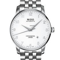 Mido Baroncelli II Chronometer Herrenuhr M8690.4.11.1