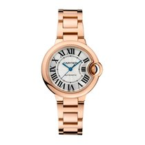 Cartier Ballon Bleu Automatic Ladies Watch Ref W6920068