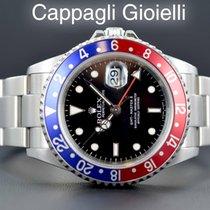 Rolex GMT MASTER II 16710 Rectangular anno 2006