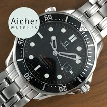 """Omega Top 41mm  Omega """"Red Letters"""" Seamaster 300m..."""