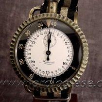 Minerva Bomb Timer / Return 1/10 Sec. Chronograph Cronografo A...