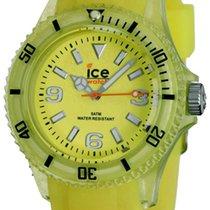 Ice Watch Ice-Glow Polyamide & Silicon Unisex Yellow Watch...