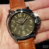 Panerai PAM00632 Luminor Marina Logo Acciaio 44mm