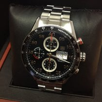 TAG Heuer Carrera CV2A10 - Box & Papers 2011