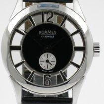 "Roamer ""Compétence Original Typ II"" Steel case, handwound"