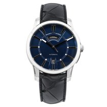 Maurice Lacroix Pontos Day/Date Automatic Watch
