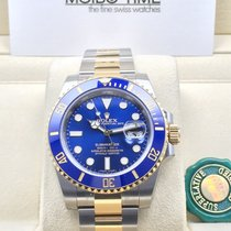 勞力士 (Rolex) 116613LB Blue Gold Steel Ceramic Submariner Date