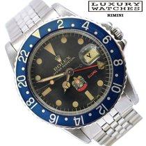 Rolex GMT Master 1675 Blueberry UAE Rashid Al Maktoum Full Set