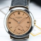 Patek Philippe Vintage 544 SS / Pink Gold Hooded Lugs with...