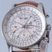 Breitling Navitimer Montbrillant Datora A21330  61% off retail