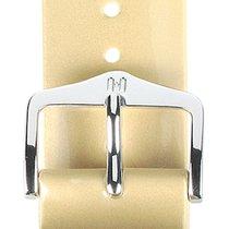 Hirsch Uhrenarmband Diva beige M 01536190-2-16 16mm