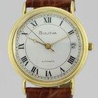 Bulova AUTOMATIC VINTAGE 18K GOLD