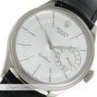Rolex Cellini Date Weißgold 50519